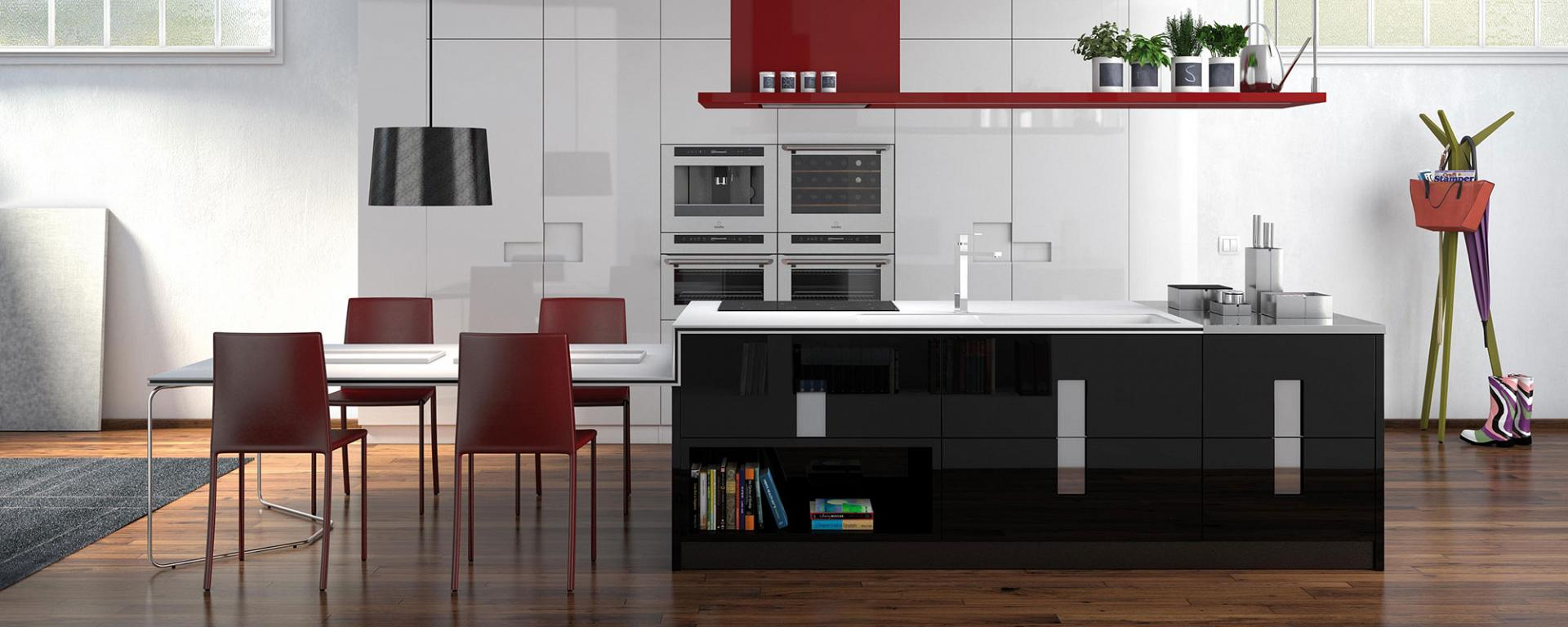 Realizzazione di cucine ed arredamento su misura